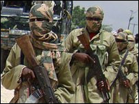 Combatientes de al-Shabab