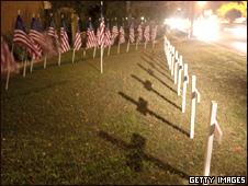 Homenaje a víctimas de la matanza de Fort Hood