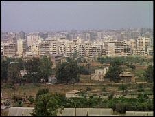 صورة لمدينة بيروت