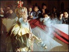 البابا شنودة