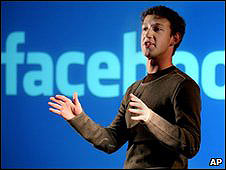 Marck Zuckerber, fundado de Facebook
