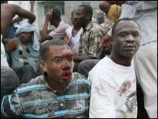 دمار في هايتي