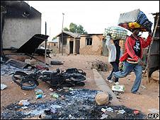 Vionecia en Nigeria