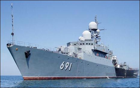 Chiến hạm của Nga