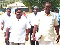 தமிழ் தேசியக் கூட்டமைப்பு நாடாளுமன்ற உறுப்பினர்கள் சிலர்