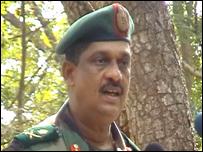 வெப் ஜெனரல் சரத் பொன்சேகா