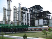 Fabrica de etanol Moema