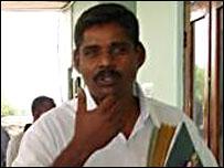 கிழக்கு மாகாண சபை உறுப்பினர் துரைரத்தினம்
