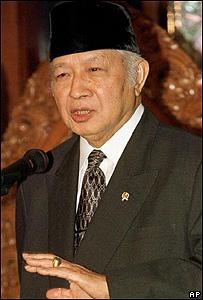 Presiden Suharto