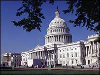 Gedung DPR Amerika