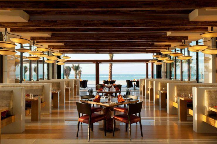 Sontaya, The St Regis Saadiyat Island Resort