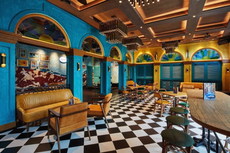 Havana Social Club, Caesars Palace Dubai