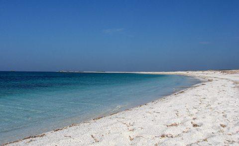 Le spiagge della zona di Cabras