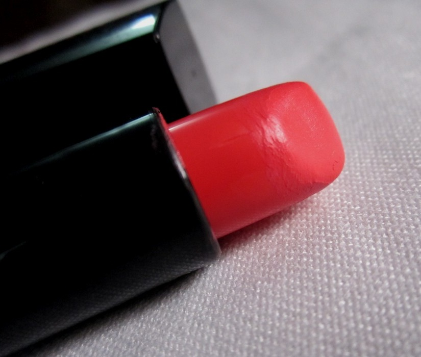 Bourjois Rouge Edition Fraise Remix review and swatches (3)