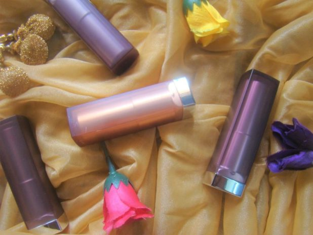 Maybelline New York Color Sensational Creamy Matte Lipstick- Review Swatches Photos