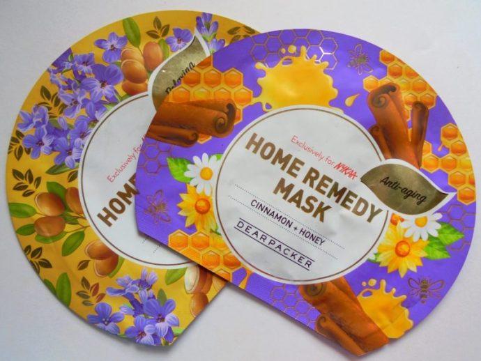Dearpacker Cinnamon Honey & Lavender Argan Oil Home Remedy Mask
