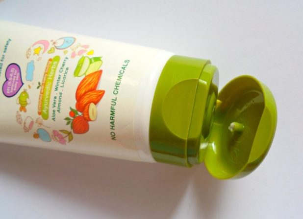 Dabur Baby Cream Review Photos Price