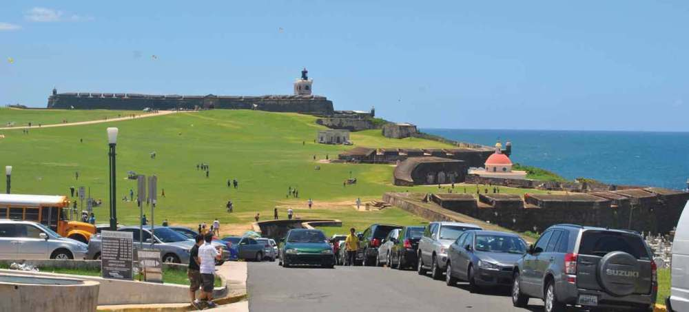 70 days in the caribbeans, old san juan, puerto rico