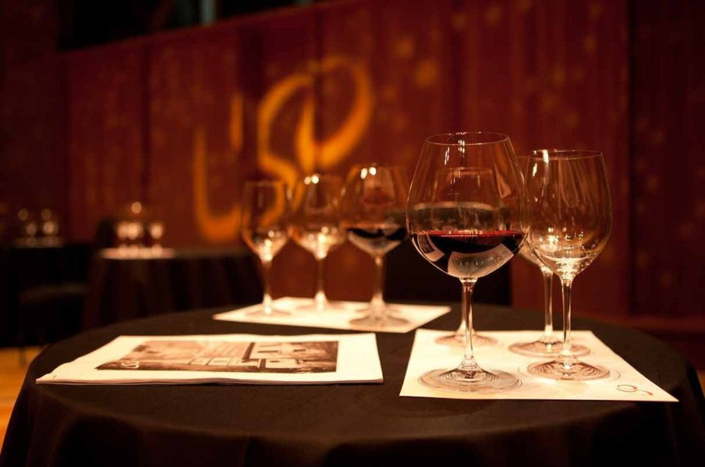 music and wine lso