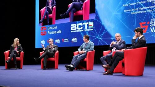 crypto summit zurich 2018 discussion Netzmedien