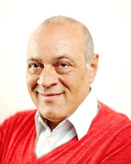 Dimitris Daskalopoulos portrait david bebber