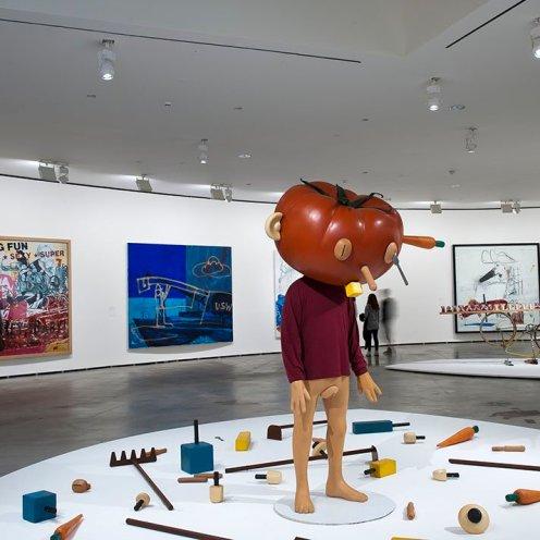 dimitris daskalopoulos the luminous inteval exhibition