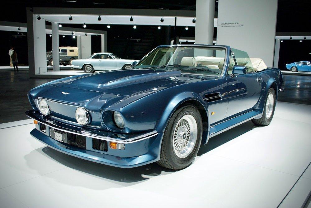 grand basel Aston Martin V8 Vantage Volante