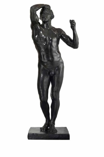 gary snell rodin bronze age of bronze 1876