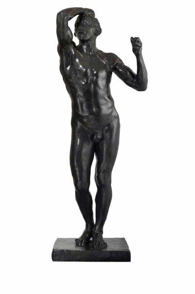 gary snell rodin bronze age of bronze 1876