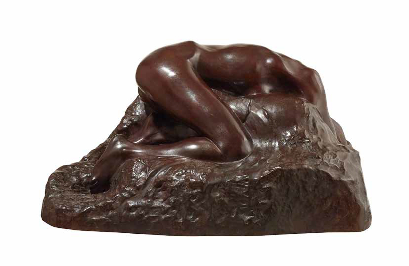 gary snell rodin bronze danaid 1885-1886