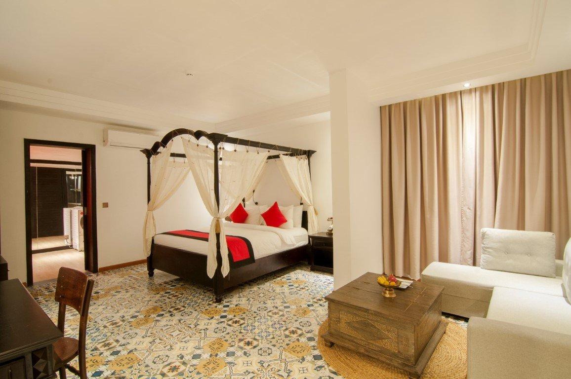 larose suites phnom penh cambodia apartment suite