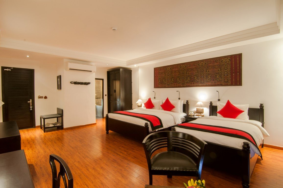 larose suites phnom penh cambodia junior suite