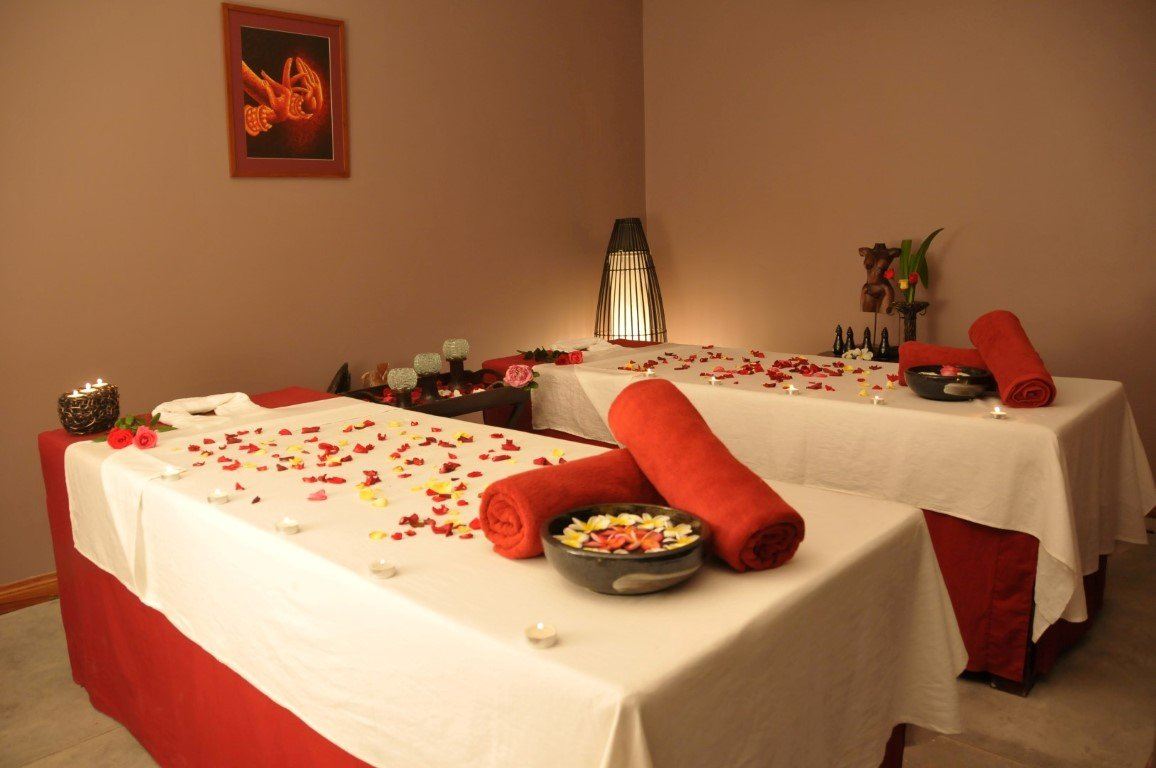 larose suites phnom penh cambodia spa room