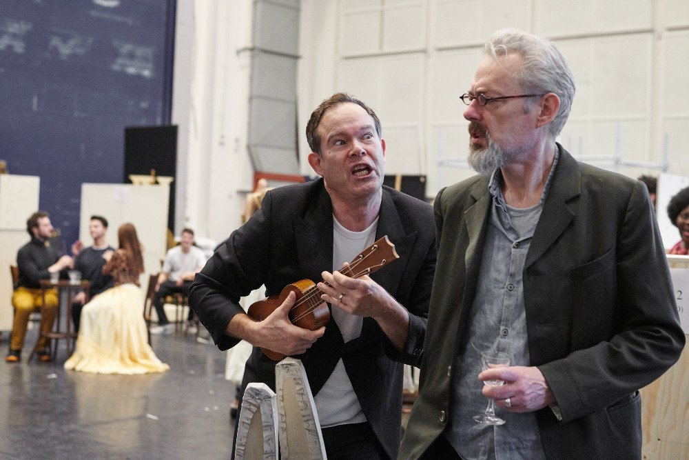 richard farnes death in venice roh rehearsals