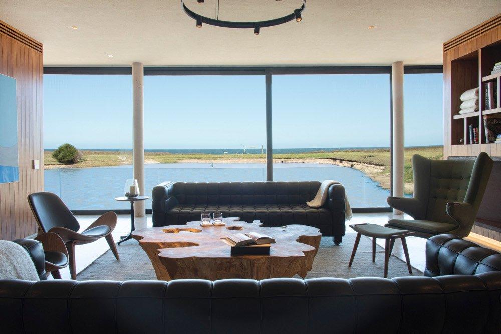 Optimum Capital Partners real estate dining room