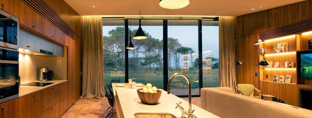 Optimum Capital Partners real estate kitchen