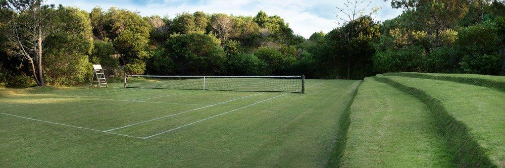Optimum Capital Partners real estate tennis court