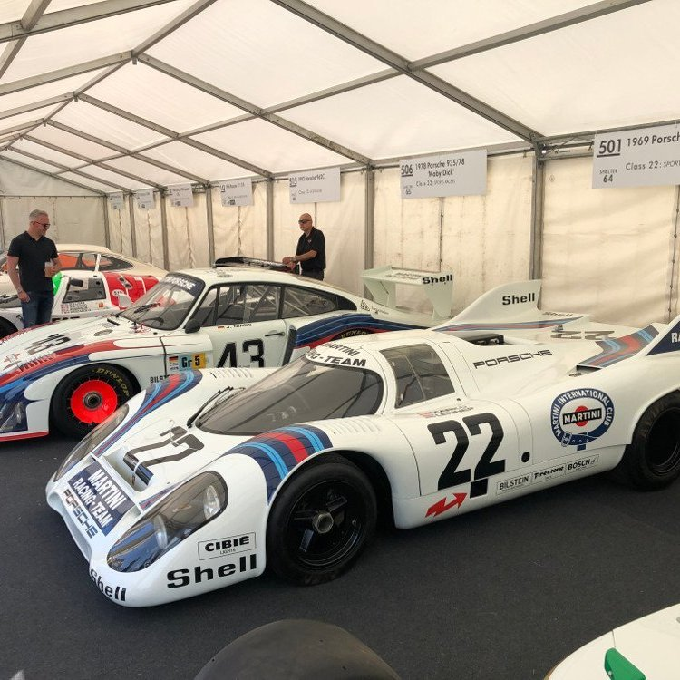 2021 festival of speed 1969 Porsche 917K