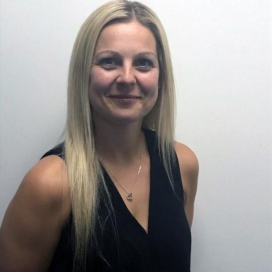 Head of HR, Cheryl Charnley