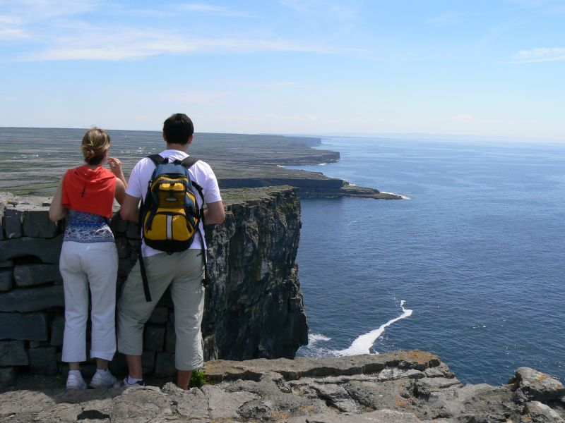 10-Daagse autorondreis Eilanden Van Ierland - Inns