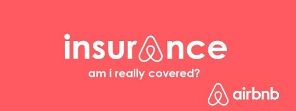 Airbnb- insurance coverage. Is not sustainable