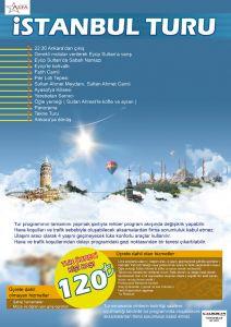 003 Istanbul Turu Reklami