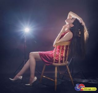 Model Studyo Profesyone Fotograf Cekimi
