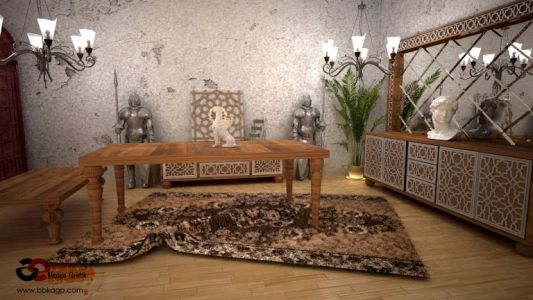 Photorealistic-Render-Ankara-Vray-Post-Production