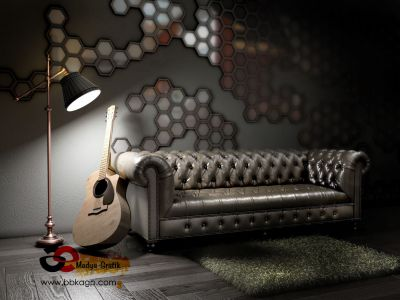 Post-Production-Ankara-Vray-Render-Photorealistic