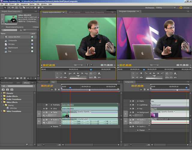 Adobe Premiere Pro Dersleri Ankara