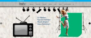 Ankara Website Tasarımı Pasific Film Reklam Ajans