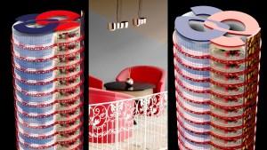 Kule Bina Modeli 3Ds Max kursu Ankara