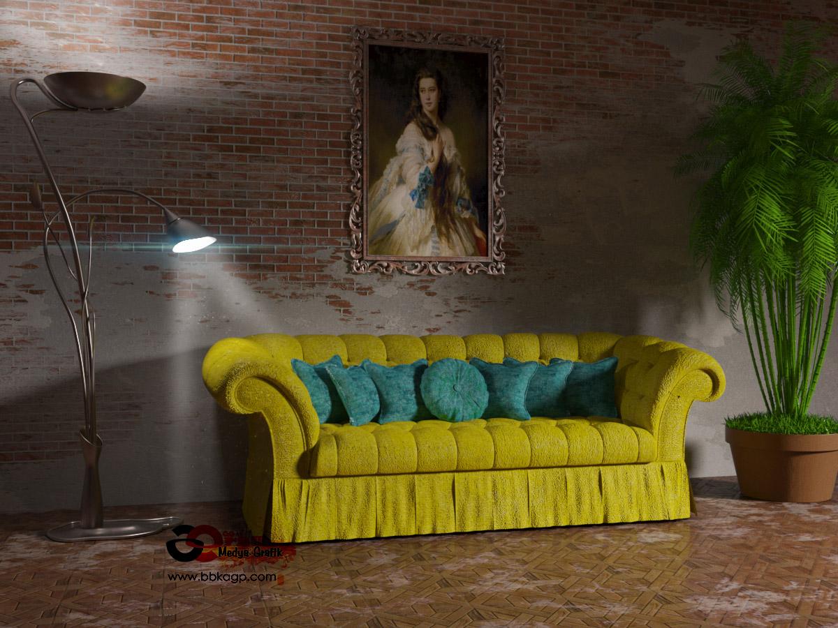Post Production Vray Ankara 3ds Max