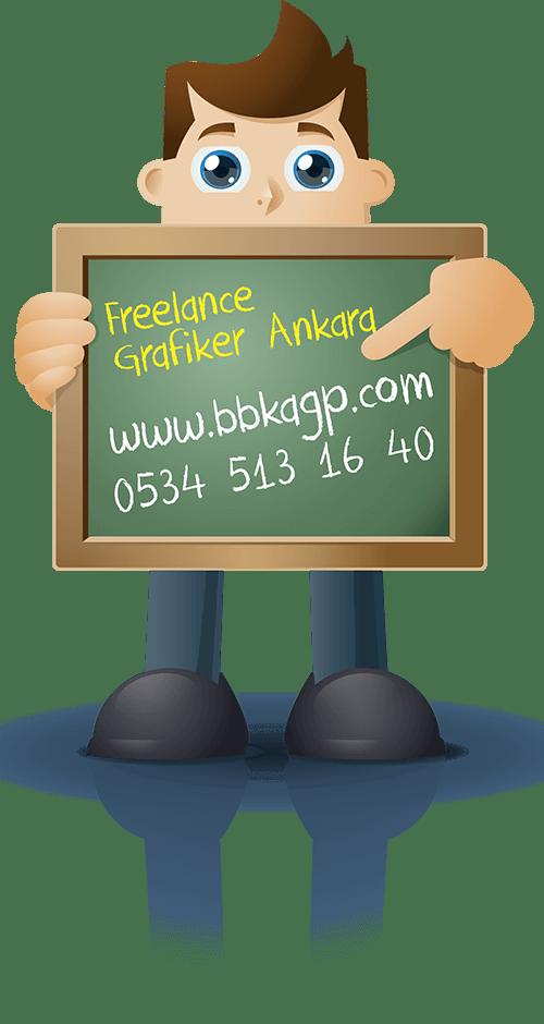 Freelance - Grafiker Tasarımcı Website Tasarımı SEO Ankara